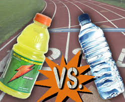sports drinks vs. energy drinks
