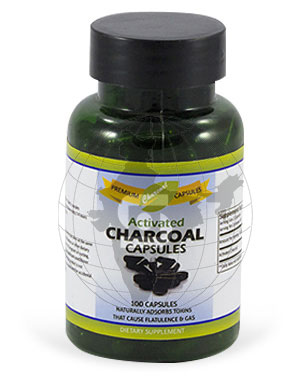 Activated Charcoal Capsule