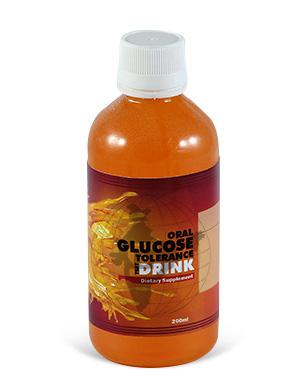 Oral Glucose Tolerance Drink 75